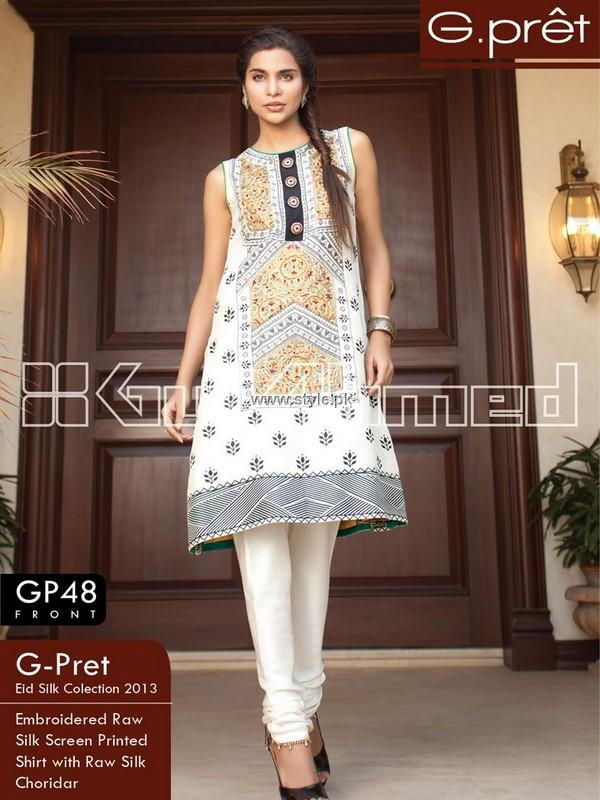 Gul Ahmed G-Pret Collection 2013 Volume 2 001