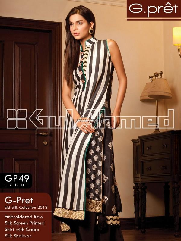 Gul Ahmed G-Pret Collection 2013 Volume 2 002