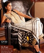 Gul Ahmed G-Pret Collection 2013 Volume 2 003