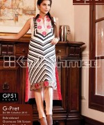 Gul Ahmed G-Pret Collection 2013 Volume 2 004