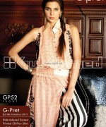 Gul Ahmed G-Pret Collection 2013 Volume 2 005