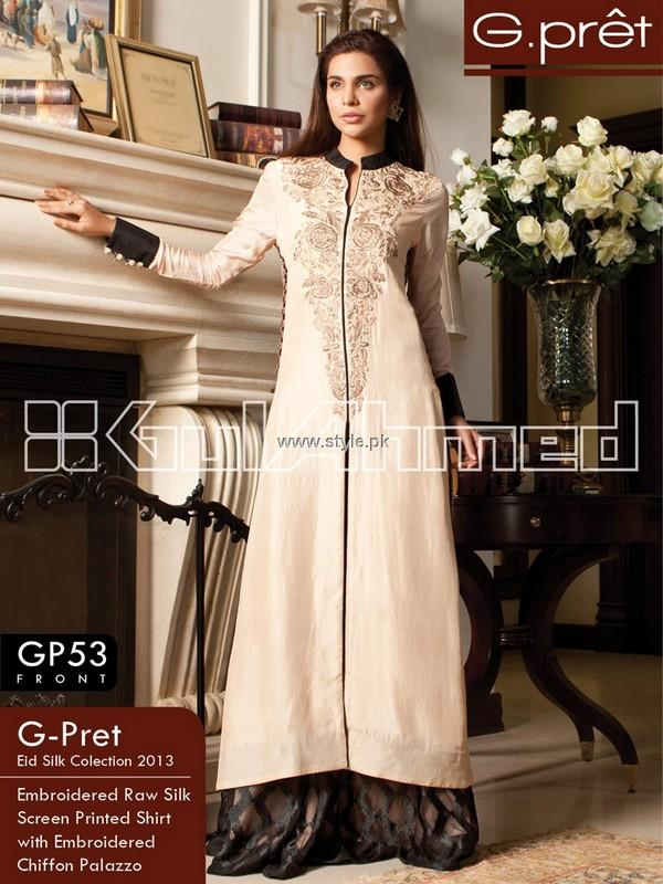 Gul Ahmed G-Pret Collection 2013 Volume 2 006
