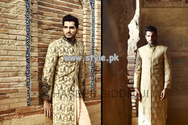 HSY Sherwani Collection 2013 For Men 002