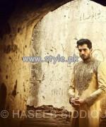 HSY Sherwani Designs 2013 For Men 007