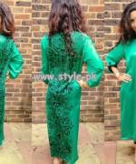 Heena Ayub Eid Collection 2013 For Girls 002