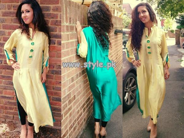 Heena Ayub Eid Collection 2013 For Women 007