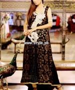 Jannat Nazir Formal Wear Collection 2013 For Women 004