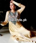 Jannat Nazir Formal Wear Collection 2013 For Women 006