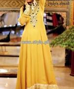 Jannat Nazir Formal Wear Collection 2013 For Women 007