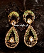 Jewel Sensation Earring Collection 2013 For Eid 001