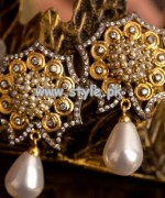 Jewel Sensation Earring Collection 2013 For Eid 004