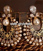 Jewel Sensation Earring Collection 2013 For Eid 006