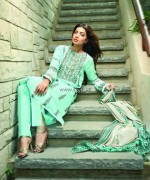 Khaadi Handwoven Silk Cotton Collection 2013 for Women 003