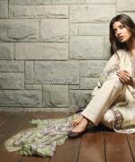Khaadi Handwoven Silk Cotton Collection 2013 for Women 006