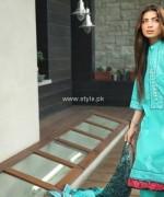 Khaadi Handwoven Silk Cotton Collection 2013 for Women 010