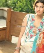 Khaadi Handwoven Silk Cotton Collection 2013 for Women 013