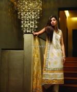Khaadi Handwoven Silk Cotton Collection 2013 for Women 015