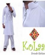 Kolaaj Kurta Shalwar Collection 2013 For Men 001