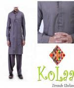 Kolaaj Kurta Shalwar Collection 2013 For Men 002