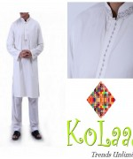 Kolaaj Kurta Shalwar Collection 2013 For Men 005