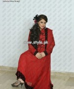 Laal Aur Dhani Mid Summer Collection 2013 For Girls 003