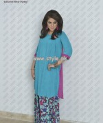 Laal Aur Dhani Mid Summer Collection 2013 For Girls 005
