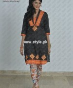 Laal Aur Dhani Mid Summer Collection 2013 For Women 009