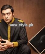 MaazJee Kurta Shalwar Collection 2013 For Eid 001