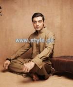 MaazJee Kurta Shalwar Collection 2013 For Eid 002
