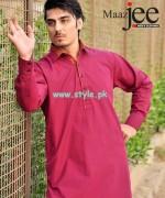 MaazJee Kurta Shalwar Collection 2013 For Eid-Ul-Fitr 005