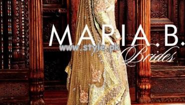 Maria B Bridal Dresses 2013 For Women 005