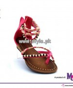 Metro Eid Foot Wear Collection 2013 For Kids 003