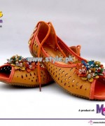 Metro Eid Foot Wear Collection 2013 For Kids 006