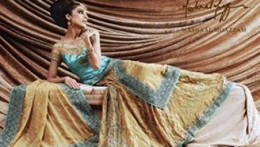 Mishaal Moazzam Bridal Wear Collection 2013 For Women 0013
