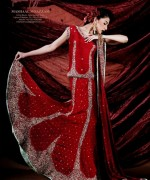 Mishaal Moazzam Bridal Wear Collection 2013 For Women 003