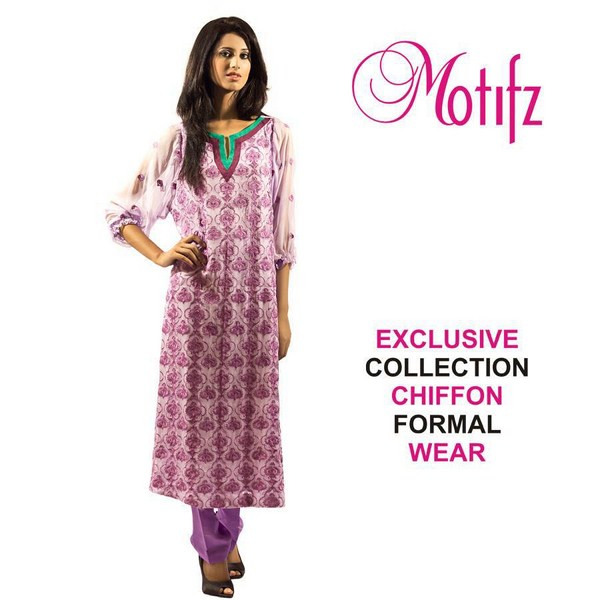 Motifz Formal Wear Collection 2013 For Women 003