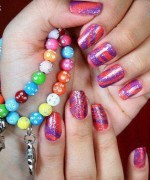 Nail Art Designs for Eid 2013 002