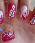 Nail Art Designs for Eid 2013 006