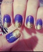 Nail Art Designs for Eid 2013 015