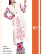 Nishat Linen Neon Collection 2013 for Women 004