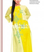 Nishat Linen Neon Collection 2013 for Women 005