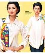 Nishat Linen Neon Collection 2013 for Women 009