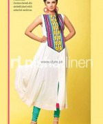 Nishat Linen Neon Collection 2013 for Women 013