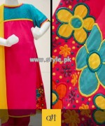 QnH Eid Collection 2013 For Girls 001