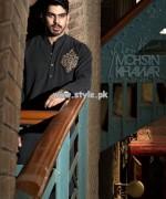 Rana Noman Menswear Collection 2013 For Summer 008