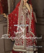Rizwan Moazzam Bridal Wear Collection 2013 001