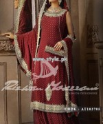 Rizwan Moazzam Bridal Wear Collection 2013 002