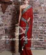 Rizwan Moazzam Party Wear Dresses 2013 for Women 008