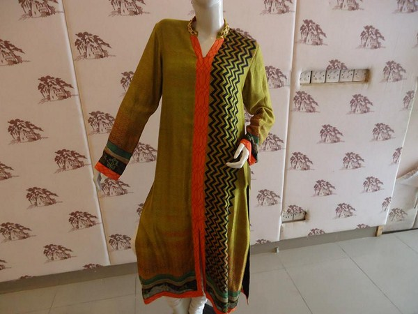 Sania Maskatiya Casual dresses 2013 For Women 0012