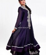Satrangi by Saqib Formal Wear Dresses 2013 for Women 006